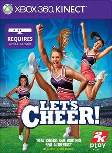 let's cheer jaquette