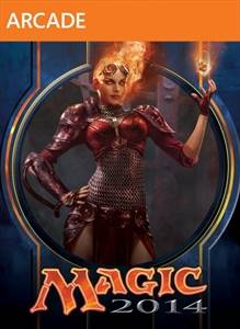 Magic 2014 - Duels of the Planeswalkers jaquette