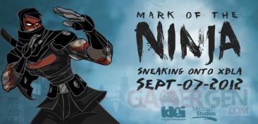 Mark of the Ninja - date de sortie