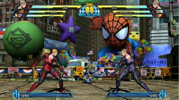 marvel vs capcom 3 jill valentine screenshot 21022011 09
