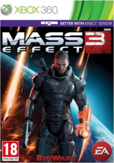 mass effect 3 jaquette