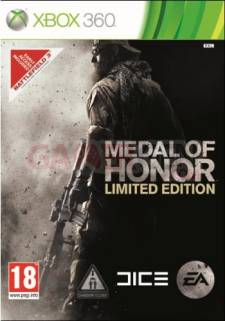 medal of honor limeted edition battlefield 3 beta