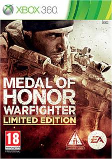 medal of honor warfighter limited edition jaquette