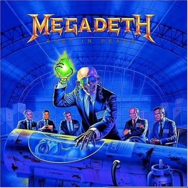 megadeth- RIP
