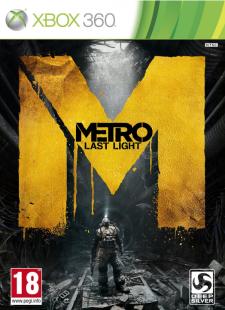 metro last light jaquette