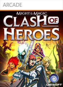 Might and magic clash of heroes jaquette