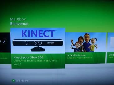 Mise à jour Kinect 12416-12