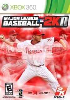 MLB 2K11 xbox 360