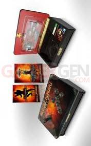 mortal kombat edition ultimate xbox 360 jaquette