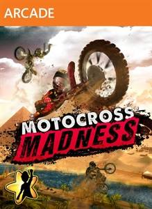 motocross madness jaquette