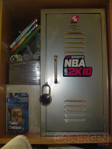 NBA 2K10 collector