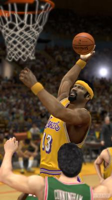 NBA 2K13 Chamberlain