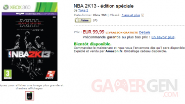 nba 2k13 dynasty edition xbox amazon