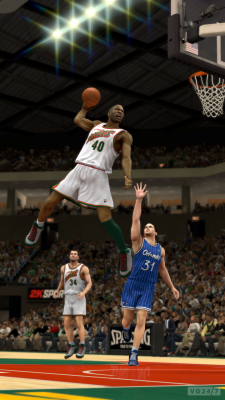NBA 2K13 Kemp