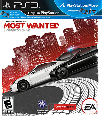 need for speed most wnated ps3 ps move