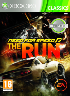 need for speed the run classic jaquette