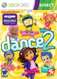 nickelodeon dance 2 cover