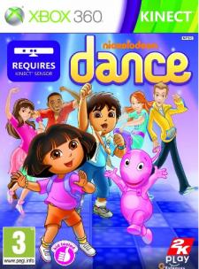 nickelodeon dance jaquette