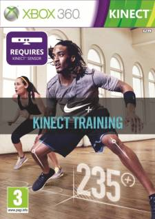 nike+ kinect jaquette