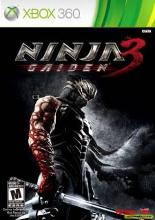 Ninja Gaiden III - cover