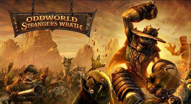 Oddworld - la fureur de l'étranger - bannière