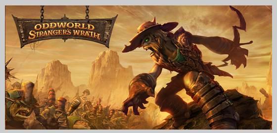 Oddworld fureur etranger