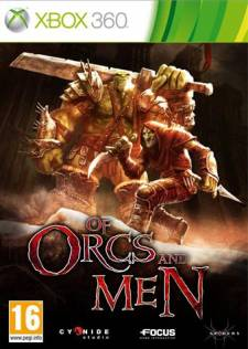 of orcs and men jaquette