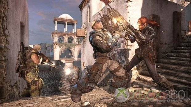 OXM Gears of War 3 Judgement play for all mode mulitjoueur screenshot