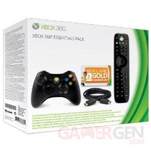 Pack essentials xbox 360