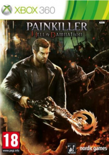 Painkiller Hell & Damnation-cover