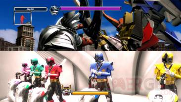 Power Rangers Super Samurai Kinect 4