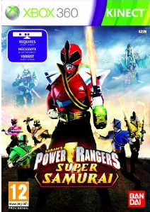 powers Rangers Super samurai
