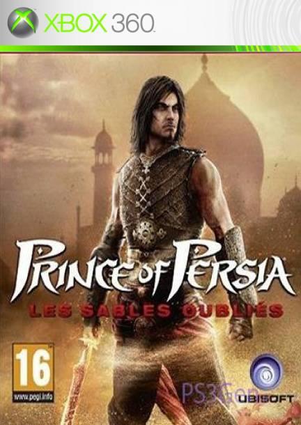 Prince Of Persia Les sables oubliés (1)