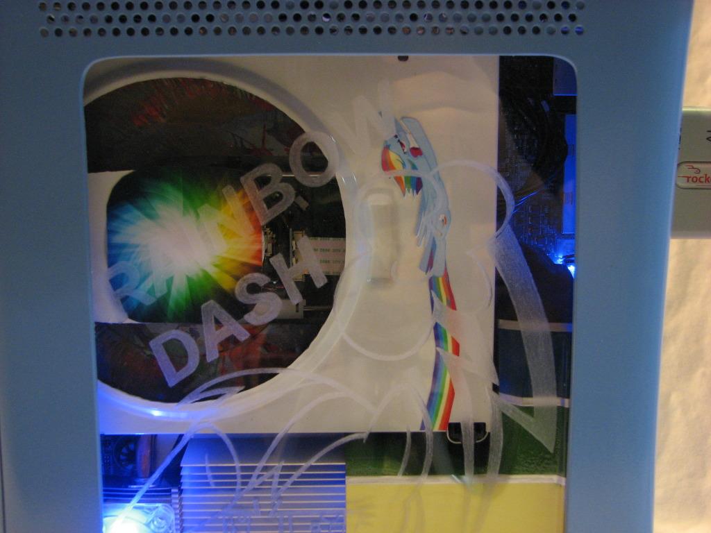 Rainbow Dash Mod-4