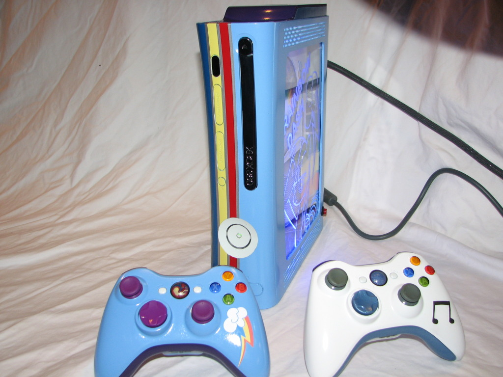Rainbow Dash Mod-5