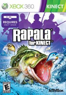 rapala for kinect jaquette 12-09-2011