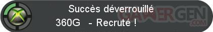 recruté !
