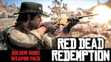 red dead redemption golden guns
