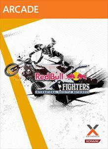 redbull x-fighters jaquette