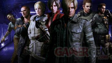 Resident Evil 6 - theme - multimedia