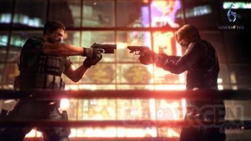 Resident Evil 6 - theme - paramètres