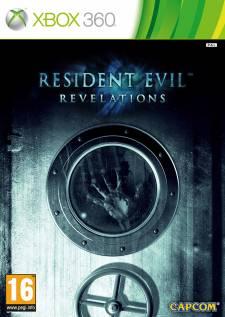 resident evil revelations jaquette