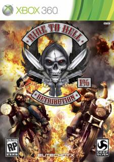 ride to hell retribution jaquette xbox 360