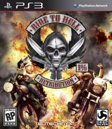 ride to hell retribution jaquette