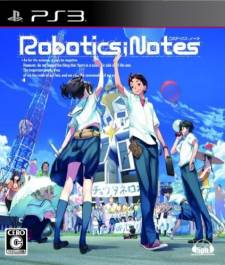 robostics notes jaquette ps3