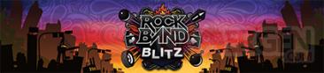 rock band blitz banniere