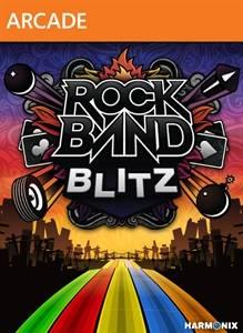 rock band blitz jaquette