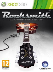rocksmith jaquette