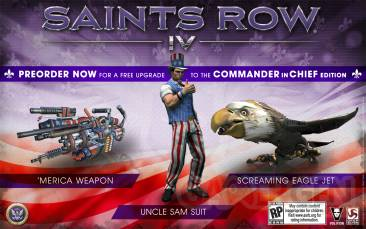 saints row IV commander in chief edition dlc 1