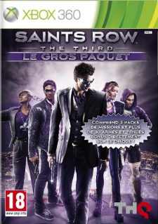Saints Row The Third - le Gros Paquet